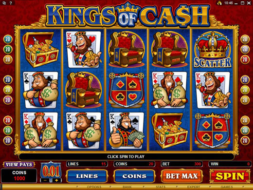 internet casino online game slots
